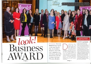 <b>look! Business AWARD</b>